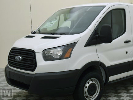 2019 Transit 250 Low Roof 4x2,  Masterack Upfitted Cargo Van #KF274 - photo 1