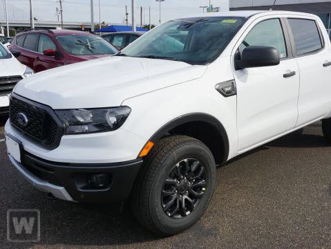 2019 Ranger SuperCrew Cab 4x4,  Pickup #19F501 - photo 1