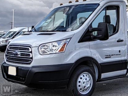2019 Transit 350 HD DRW 4x2,  Cab Chassis #FK1233 - photo 1