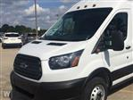 2019 Transit 350 HD High Roof DRW 4x2,  Passenger Wagon #KKA76445 - photo 1