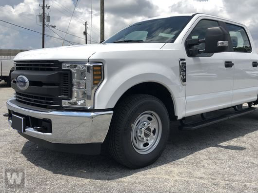 2019 F-250 Crew Cab 4x4, Reading Crane Body #KEC89691M - photo 1