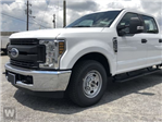2019 F-250 Crew Cab 4x4, Reading Crane Body #KEC89703M - photo 1