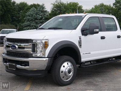 2019 F-450 Crew Cab DRW 4x4, PJ's Stake Bed #WK6490 - photo 1