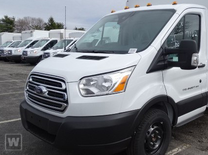 2019 Transit 350 4x2,  Cab Chassis #K596 - photo 1