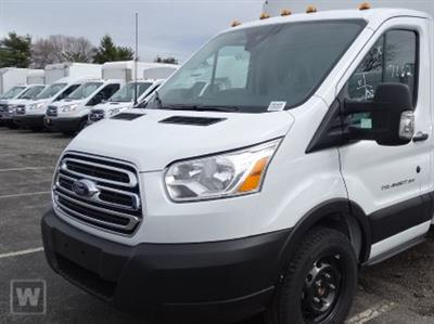 2019 Transit 350 4x2, Reading Aluminum CSV Service Utility Van #193580 - photo 1