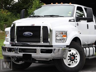 2019 F-650 Crew Cab DRW 4x2,  Freedom TreePro Chipper Body #F03842 - photo 1