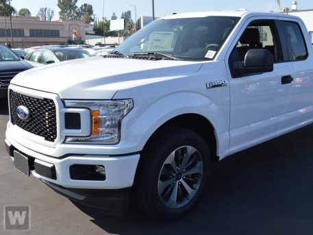 2019 F-150 Super Cab 4x4,  Pickup #FK1764 - photo 1