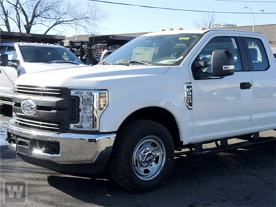 2019 F-350 Super Cab DRW 4x4,  W. A. Jones Truck Bodies & Equipment Platform Body #F31601 - photo 1