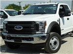 2019 F-450 Super Cab DRW 4x4,  Scelzi WFB Platform Body #51050 - photo 1