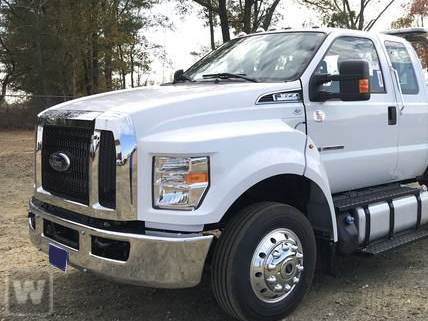 2019 Ford F-650 Super Cab DRW 4x2, Jerr-Dan Rollback Body #CC81560 - photo 1