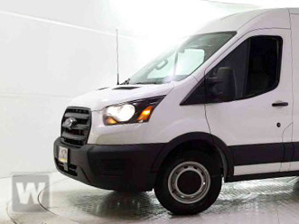 2020 Ford Transit 150 Med Roof AWD, Empty Cargo Van #JF16407 - photo 1