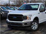 2020 Ford F-150 Regular Cab 4x4, Pickup #W00970 - photo 1