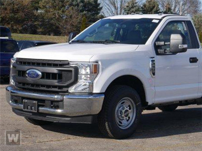 2020 Ford F-250 Regular Cab 4x2, Knapheide Steel Service Body #205893 - photo 1