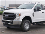 2020 Ford F-350 Regular Cab DRW 4x2, Knapheide Value-Master X Stake Bed #L1097F - photo 1