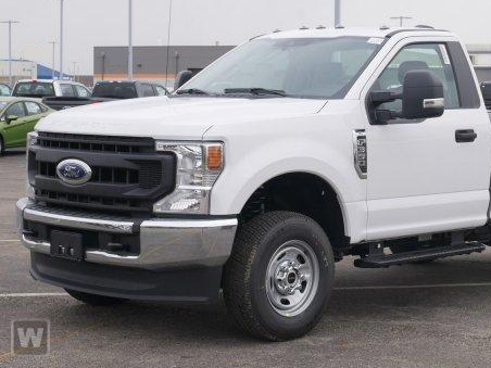 2020 Ford F-350 Regular Cab DRW 4x4, Hillsboro Platform Body #20F0309 - photo 1