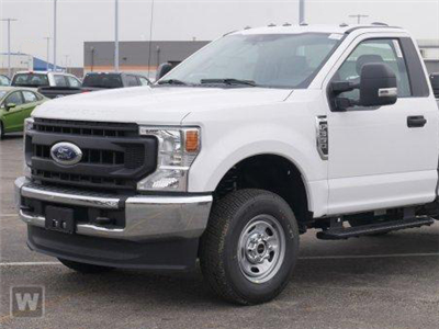 2020 Ford F-350 Regular Cab DRW 4x4, Rugby Eliminator LP Steel Dump Body #10691T - photo 1