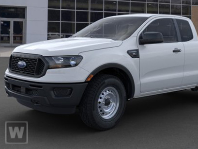 2020 Ford Ranger Super Cab 4x2, Cab Chassis #100130 - photo 1
