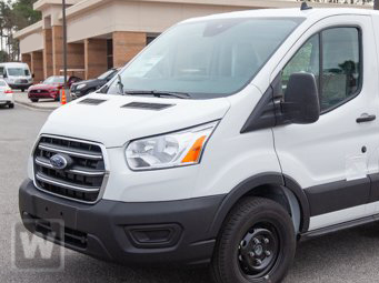 2020 Ford Transit 250 Low Roof 4x2, Empty Cargo Van #LKB36226 - photo 1