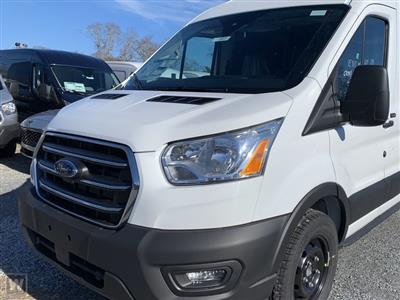 2020 Ford Transit 250 Med Roof AWD, Sortimo ProPaxx HVAC and Plumbing Upfitted Cargo Van #CV087363 - photo 1