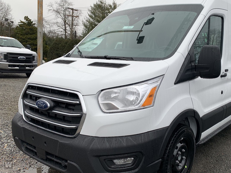 2020 Ford Transit 250 High Roof AWD, Empty Cargo Van #CKB42513 - photo 1