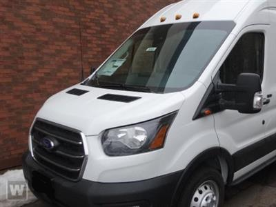 2020 Ford Transit 350 HD High Roof DRW RWD, Empty Cargo Van #LKA81895 - photo 1