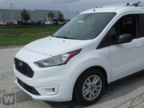 2020 Transit Connect, Empty Cargo Van #F36975 - photo 1