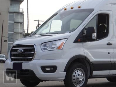 2020 Ford Transit 350 HD High Roof DRW 4x2, Passenger Wagon #LKA80679 - photo 1