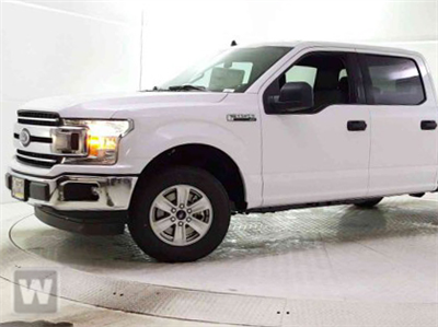 2020 F-150 SuperCrew Cab 4x4, Pickup #NB28760 - photo 1