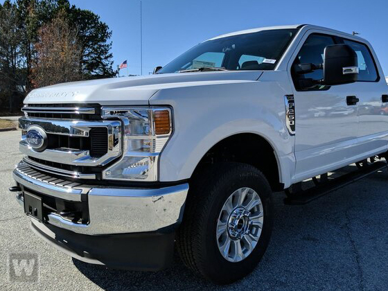 2020 Ford F-250 Crew Cab 4x4, Pickup #JF16875 - photo 1