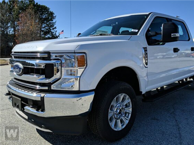 2020 F-250 Crew Cab 4x4, Pickup #LED57373 - photo 1