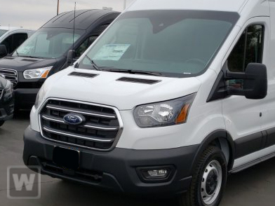 2020 Ford Transit 350 High Roof AWD, Harbor Upfitted Cargo Van #T21519 - photo 1