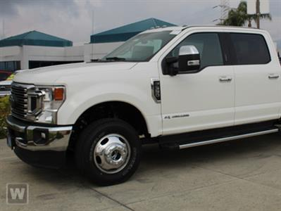 2020 F-350 Crew Cab DRW 4x4, Knapheide Steel Service Body #NC55829 - photo 1
