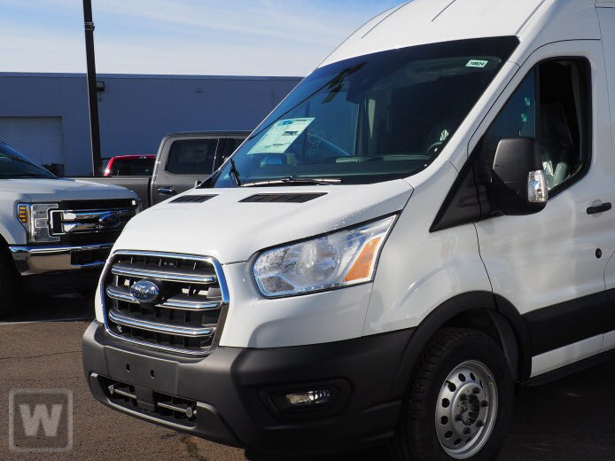2020 Ford Transit 350 High Roof 4x2, Empty Cargo Van #LKB40542 - photo 1