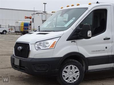 2020 Ford Transit 350 RWD, Reading Aluminum CSV Service Utility Van #AT11831 - photo 1