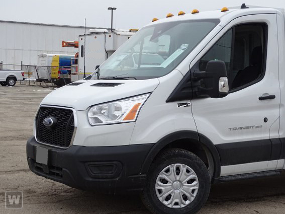2020 Ford Transit 350 AWD, Reading Service Utility Van #TK090 - photo 1
