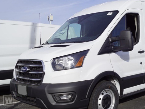 2020 Ford Transit 350 Med Roof RWD, Empty Cargo Van #LKA65458 - photo 1