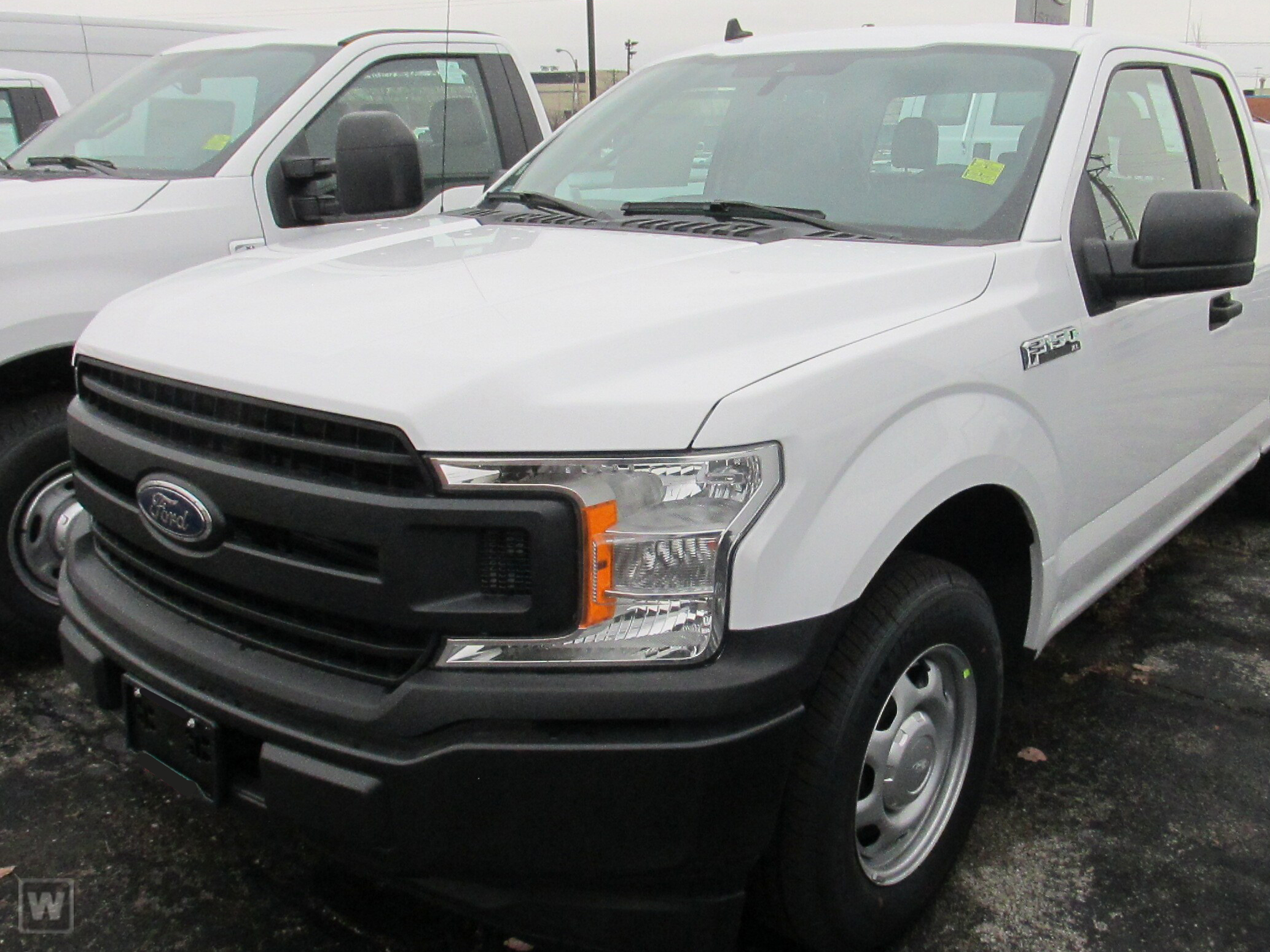 2020 Ford F-150 Super Cab 4x2, Pickup #LFB69551 - photo 1