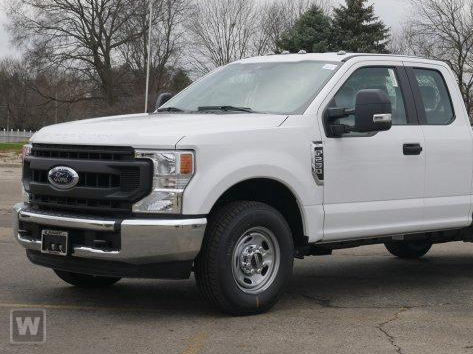 2020 Ford F-250 Super Cab 4x4, Cab Chassis #LF21032 - photo 1
