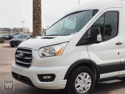 2020 Ford Transit 350 Med Roof RWD, Passenger Wagon #LKA58528 - photo 1