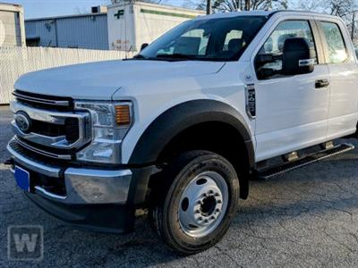 2020 F-450 Super Cab DRW 4x4, Cab Chassis #LEC49389 - photo 1