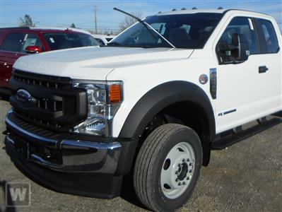 2020 Ford F-550 Super Cab DRW 4x4, Knapheide Steel Service Body #T23670 - photo 1