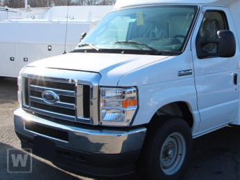 2021 Ford E-350 DRW RWD, HIGH ROOF ENCLOSED UTILITY #MDC04216 - photo 1