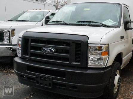2021 Ford E-450 4x2, Rockport Workport Service Utility Van #JC28889 - photo 1