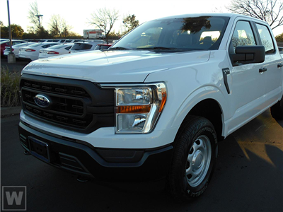 2021 Ford F-150 SuperCrew Cab 4x4, Pickup #MFB00656 - photo 1