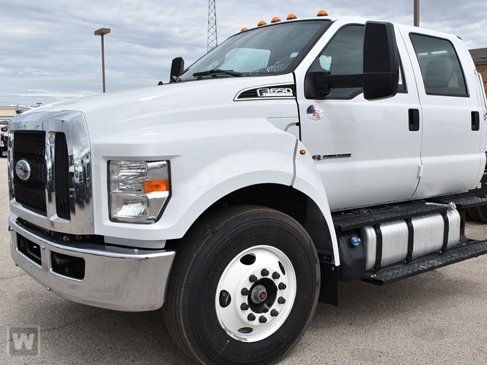 2021 Ford F-650 Crew Cab DRW 4x2, PJ's Landscape Dump #FT16813 - photo 1