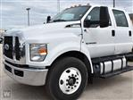 2021 Ford F-650 Crew Cab DRW 4x2, Cab Chassis #FU1077 - photo 1