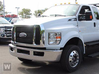 2021 Ford F-650 Super Cab DRW 4x2, Scelzi SFB Stake Bed #F01614 - photo 1