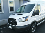 2017 Transit 150 Med Roof 4x2,  Empty Cargo Van #FM11411 - photo 1