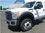 2017 F-450 Regular Cab DRW 4x4, Reading Service Body #T790016 - photo 1