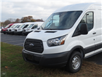 2017 Transit 250 Med Roof,  Prime Design Upfitted Cargo Van #T70062 - photo 1